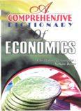 A Comprehensive Dictionary of Economics (Nelson Brian) {S-B}