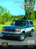Ford Truck Ford Bronco - LMC Truck