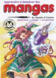 Apprendre à dessiner les mangas: Tome 2, Du dessin à l'encre