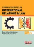 ınternatıonal relatıons & law
