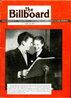 the Dinah Shore -Frank Sinatra Columbia disking cf