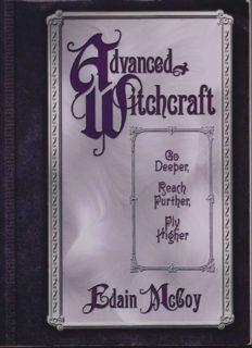 Edain McCoy Advanced Witchcraft