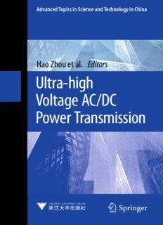 Ultra-high Voltage AC/DC Power Transmission