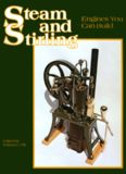 Steam and Stirling Engines You Can Build