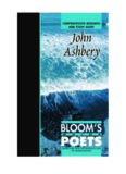 John Ashbery: Comprehensive Research and Study Guide (Bloom's Major Poets)