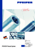 PFEIFER Thread System - Jordahl & Pfeifer Byggeteknik A/S