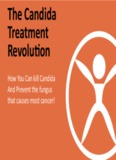 The Candida Treatment Revolution - Candida Cleanser