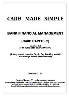 caiib paper 2