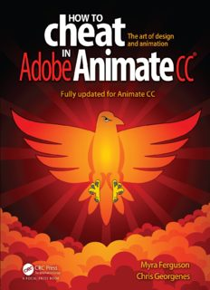 How to cheat in Adobe Animate CC : the art of design and animation