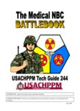 21st Century Terrorism, Germs and Germ Weapons, Nuclear, Biological and Chemical (NBC) Warfare - Army Medical NBC Battlebook
