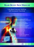 Case-Based Internal Medicine Self-Assessment Questions