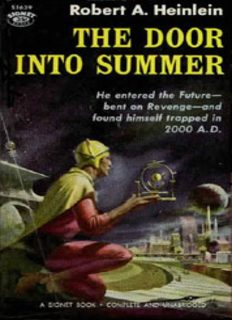 Robert A Heinlein - The Door into Summer