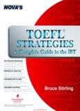 The TOEFL iBT