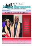 The 2016-17 Juneteenth King & Queen Introducing Our Reigning Iowa Juneteenth King and ...