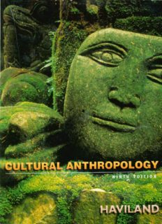 Cultural Anthropology (Case Studies in Cultural Anthropology)
