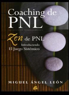 Zen de PNL: Coaching de PNL