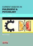 phılosophy & psychology