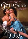 Never Dare a Duke (Avon Romantic Treasure)