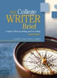 The College Writer: A Guide to Thinking, Writing, and Researching, 4th ed.