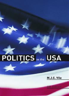 Politics in the USA, Sixth Edition