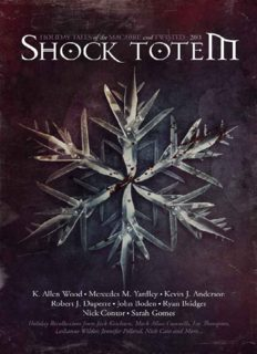 Shock Totem, Holiday Tales of the MacAbre and Twisted 2011