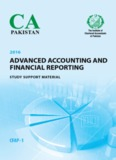 advanced accounting and financial reporting