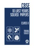 CBSE Class 10 Solution for Last 10 Years Solved Papers Question Answers 2018 to 2009 Oswal