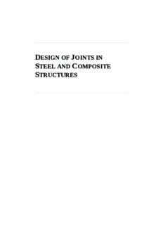 Design of joints in steel and composite structures : Eurocode 3: design of steel structures, part 1-8--Design of joints, Eurocode 4: design of composite steel and concrete structures, part 1-1--General rules and rules for buildings