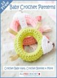 13 Free Baby Crochet Patterns : Crochet Baby Hats