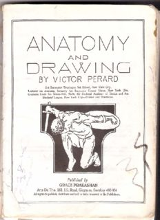 Anatomy and Drawing  The Classic and Definitive Manual of Figure Drawing for Artists