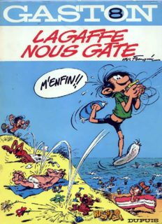 Gaston Lagaffe-T08-Gaston nous gâte