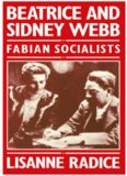 Beatrice and Sidney Webb: Fabian Socialists