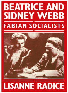 Beatrice and Sidney Webb: Fabian Socialists