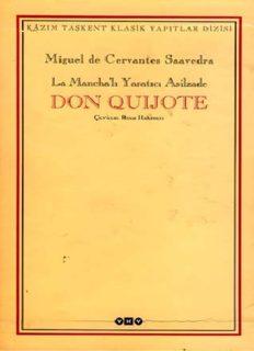 Don Quijote Cilt 1 (YKY) - Cervantes