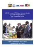 USAID Kenya (APHIAplus Nuru ya Bonde)
