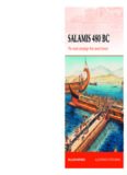 Salamis 480 BC : the naval campaign that saved Greece