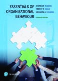 Essentials of Organizational Behaviour