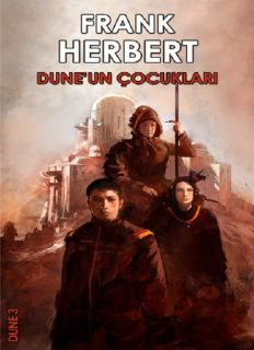 Dune'un Çocukları - Frank Herbert