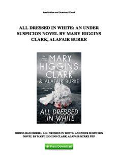 An Under Suspicion Novel By Mary Higgins Clark, Alafair Burke