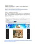 Rapture or Tribulation – Bride of Christ Prepare NOW – Susan Davis
