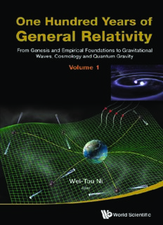 One Hundred Years of General Relativity: From Genesis and Empirical Foundations to Gravitational Waves, Cosmology and Quantum Gravity (The 2 Volumes)