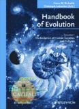 Handbook of Evolution, Volume 1: The Evolution of Human Societies and Cultures