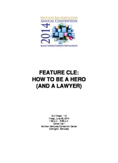 How to Be a Hero (and a Lawyer) - Brad Meltzer