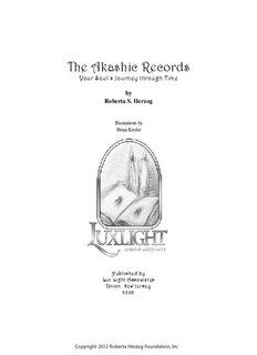 The Akashic Records - Roberta Herzog