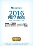 Randell 2016 Price List