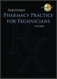 Durgin & Hanan's Pharmacy Practice for Technicians, 4th Edition
