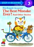 The Best Mistake Ever! And Other Stories [Step Into Reading 3]