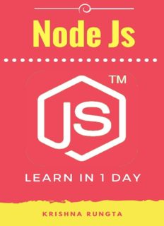 Learn NodeJS in 1 Day: Complete Node  JS Guide with Examples