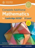 Complete Additional Mathematics for Cambridge IGCSE & O Level