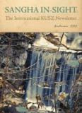 The International KUSZ Newsletter - Kwan Um School of Zen